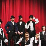 Konkurz : The Roosters Men's Cabaret & Burlesque Show